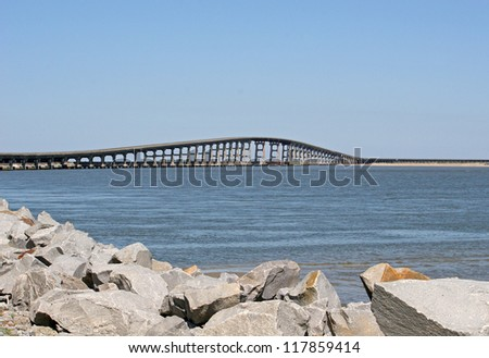 Bonner stock photos royalty free images vectors for Oregon inlet bridge fishing report