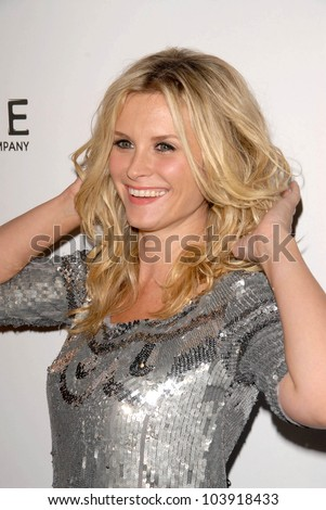 Bonnie Somerville  at Art Of Elysium's 'Genesis' Event. HD Buttercup, Los Angeles, CA. 10-10-09
