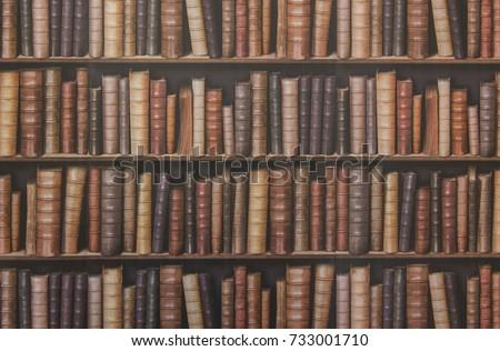 Bookcase Background