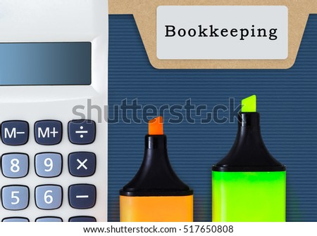 bookkeeping accounting разница