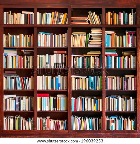 Bookshelf Stock Images, Royalty-Free Images & Vectors | Shutterstock