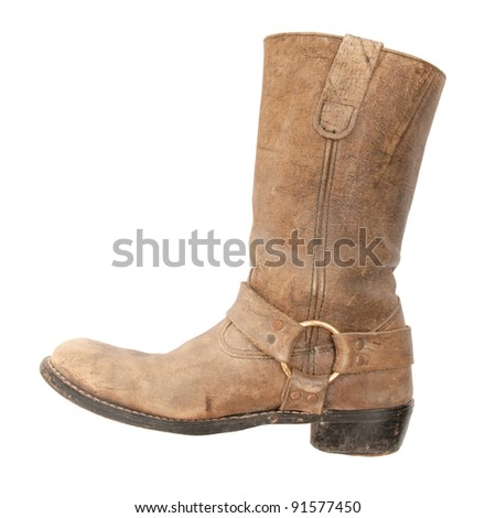 Boots - stock photo
