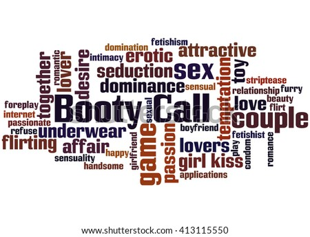 auf der Suche nach einem Booty Call