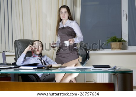 Young Beautiful Mother Teaches Daughter Prepare Stock Photo 346887893 Shutterstock