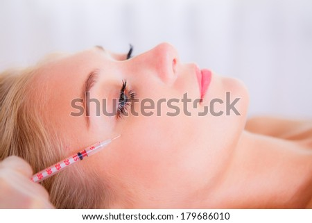 botox, cosmetic treatments, wrinkle removal, Botox injections
