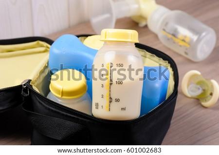Breast milk bottles Breastfeeding bottles Medela