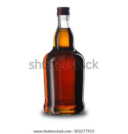Bottle of Whiskey