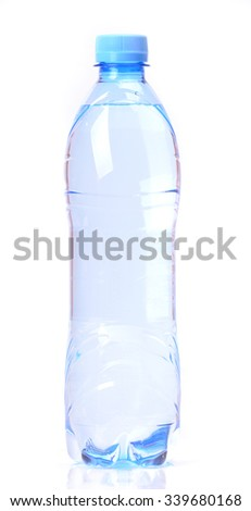 Bottle water  - stock photo