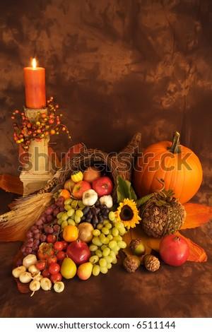 Bountiful Harvest - stock photo
