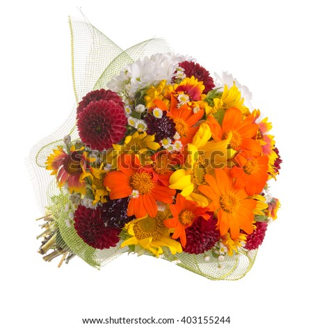 Bouquet of flowers for a special event