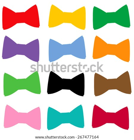 Bow Ties - stock photo