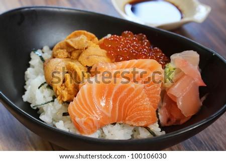 Japanese food design flat banner japanese sushi chinese food japan - Japanese Food Stock Photos Royalty Free Images Amp Vectors