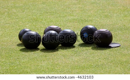 bowls - stock photo