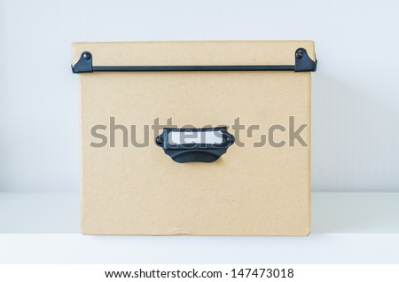 Box office for save files - stock photo