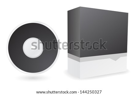 box with cd