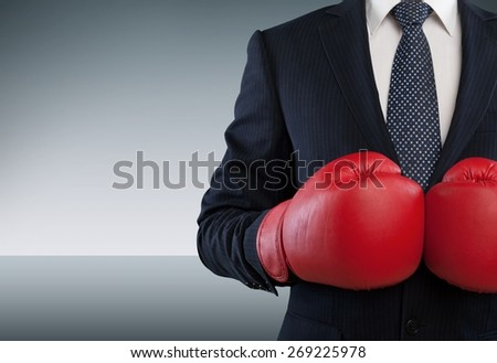 Boxing, fist, knockout.