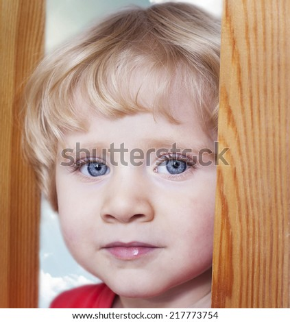 Boy. - stock photo