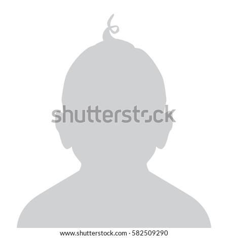 Default Placeholder Profile Icon Vector Illustration
