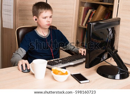 fat kid video game stock images royaltyfree images