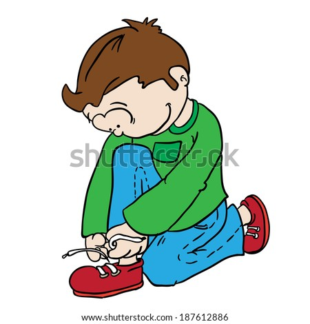 Putting Laces On A Dress Shoe