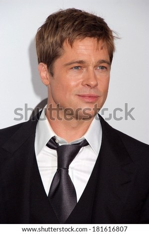 Brad Pitt at New York Premiere of A MIGHTY HEART, Ziegfeld Theatre, New York, NY, June 13, 2007