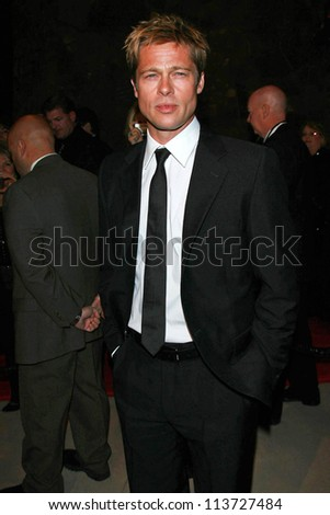 Brad Pitt at the 18th Annual International Palm Springs Film Festival Gala Awards. Palm Springs Convention Center, Palm Springs, CA. 01-06-07