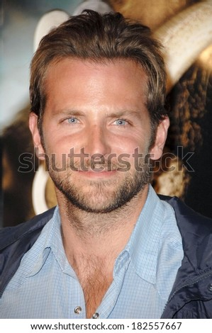 Bradley Cooper at 10,000 BC Premiere, Grauman's Chinese Theatre, Los Angeles, CA, March 05, 2008