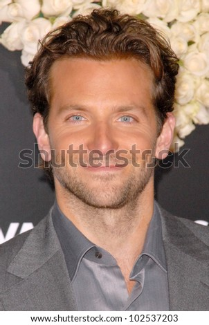 "Bradley Cooper at the ""Valentine's Day"" World Premiere, Chinese Theater, Hollywood, CA. 02-08-10"