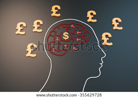 Brain maze and money brain mazes and currency