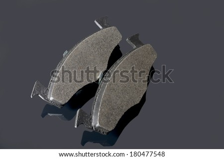 Brake Pad  - stock photo