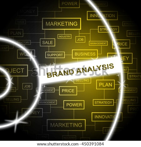 Brand Analysis Meaning Data Analytics And Trademark