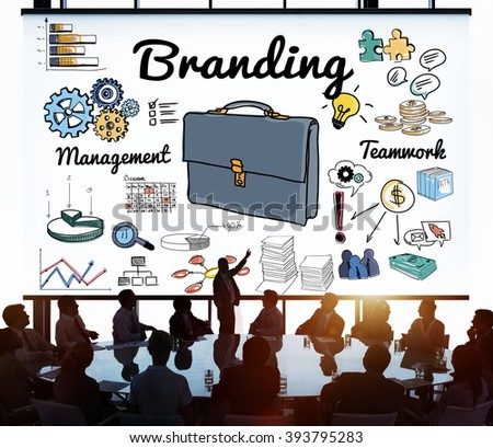 Branding Trademark Advertising Marketing Product Concept