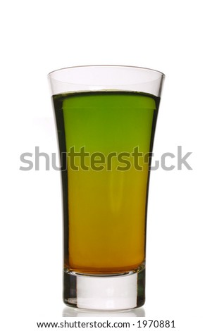 brandy crusta - stock photo