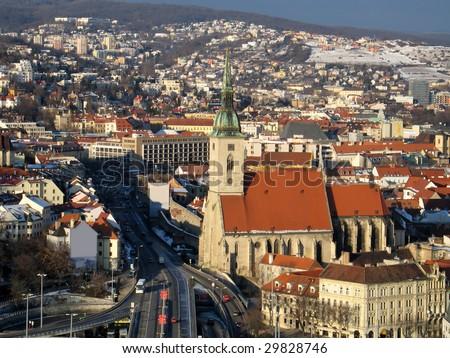 bratislava slovakia - stock photo