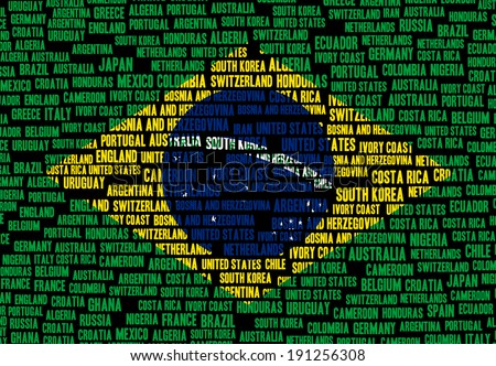 Besteiras do Quil!!! - Página 2 Stock-photo-brazilian-flag-made-out-of-team-names-which-play-at-brasil-football-championship-191256308