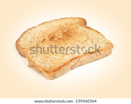 how to make toasted butter bread