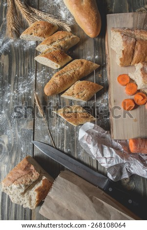 bread and bakery products
