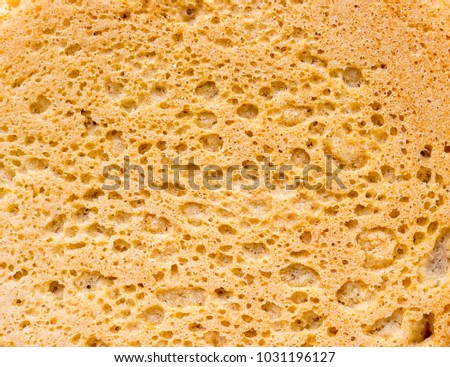Bread background and texture.