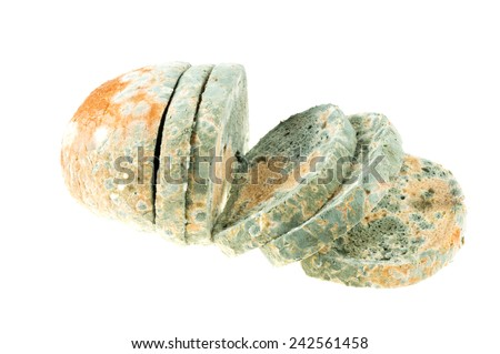 Pumpernickel bread stock photos images pictures for Canape bread mold set