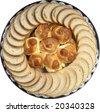 Bread Platter - stock photo