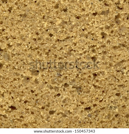 bread texture as a background