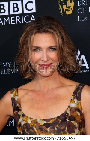 Brenda Strong at the 9th Annual BAFTA Los Angeles TV Tea Party, L 'Ermitage, Beverly Hills, CA 09-17-11