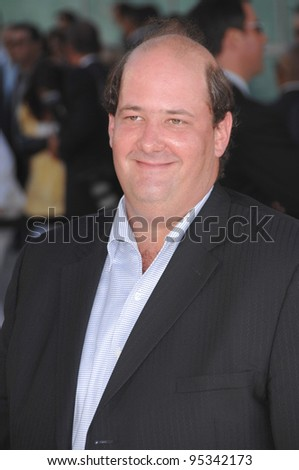 "Brian Baumgartner at the world premiere of ""License to Wed"" at the Cinerama Dome, Hollywood. June 26, 2007  Los Angeles, CA Picture: Paul Smith / Featureflash"