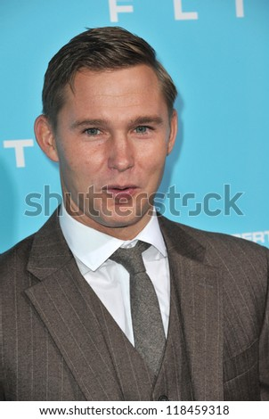 "Brian Geraghty at the Los Angeles premiere of his new movie ""Flight"" at the Cinerama Dome, Hollywood. October 23, 2012  Los Angeles, CA"