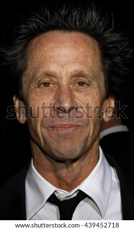 "Brian Grazer at the Los Angeles Premiere of ""Changeling"" held at the Academy of Motion Picture Arts and Sciences in Beverly Hills, USA on October 23, 2008. - stock photo"