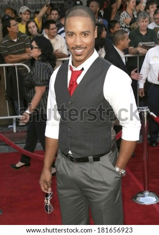 Brian White at THE GAME PLAN Premiere, El Capitan Theatre, Los Angeles, CA, September 23, 2007