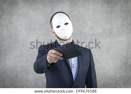 Bribe for you - stock photo