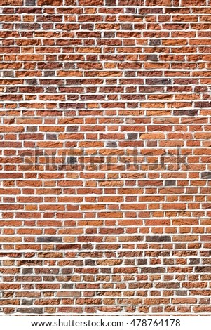 Brick wall background