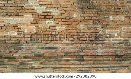 brick wall background red color texture old patten block stone red grunge