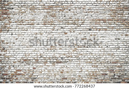 Brick wall in gray tones. Abstract background for business cards and covers. Design for paper and postcards. Template for labeling and packaging. Design for the display and websites.
